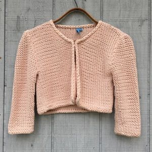 LF Cropped Sweater